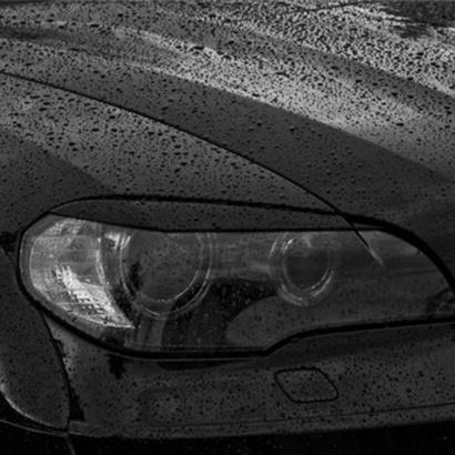 Узкие реснички на BMW X5 E70