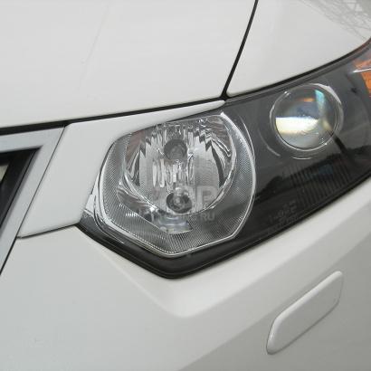 Тюнинг - Реснички на Honda Accord 8