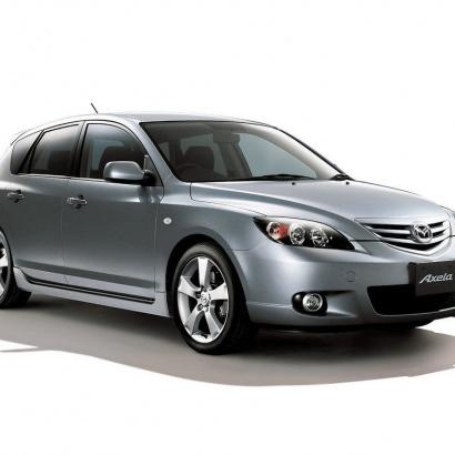 Тюнинг - Пороги на Mazda 3 BK