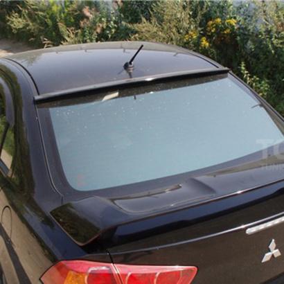 Козырек на заднее стекло на Mitsubishi Lancer 10 (X)