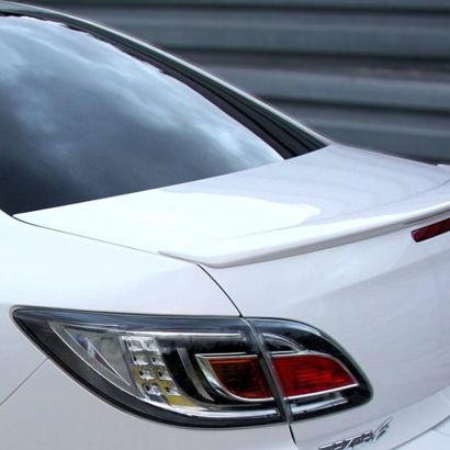 Лип-спойлер на Mazda 6 GH