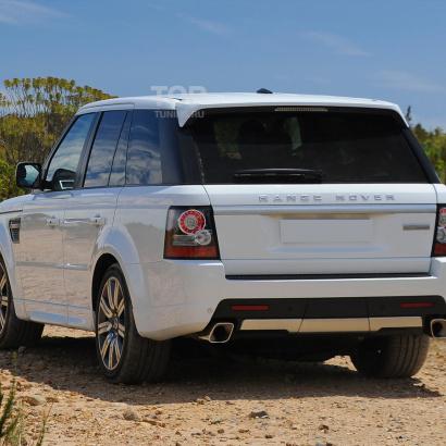 Задний бампер на Land Rover Range Rover Sport L322