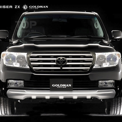 Тюнинг - Обвес на Toyota Land Cruiser 200
