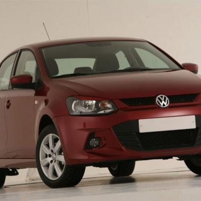 Тюнинг - Обвес на VW Polo 5