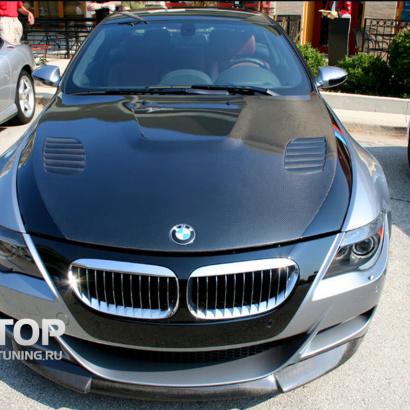 Тюнинг - Капот  на BMW 6 E63