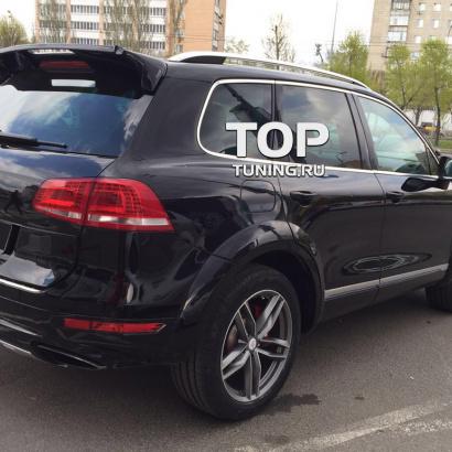 Комплект расширения на VW Touareg II