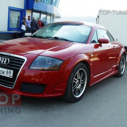 Обвес NTC Atom на Audi TT 8N