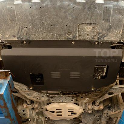 Защита картера на Mazda CX-5 1 поколение