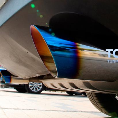 Насадки на глушитель Guardian Mazda Speed на Mazda 6 GJ