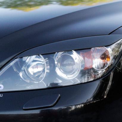 Реснички на Mazda 3 BK