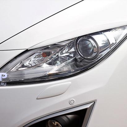 Реснички на Mazda 6 GH