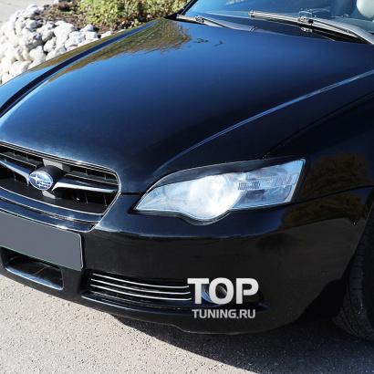 Реснички на Subaru Legacy BE, BH