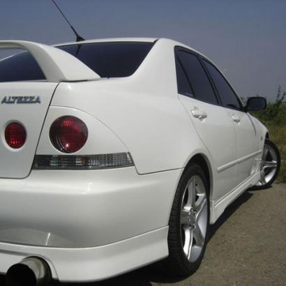 Спойлер на Toyota Altezza is200