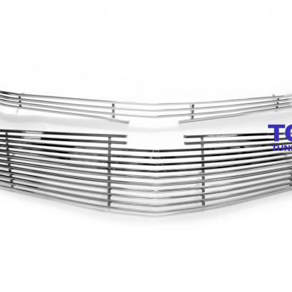 Решетка радиатора + решетка в бампер на Chevrolet Cruze 2