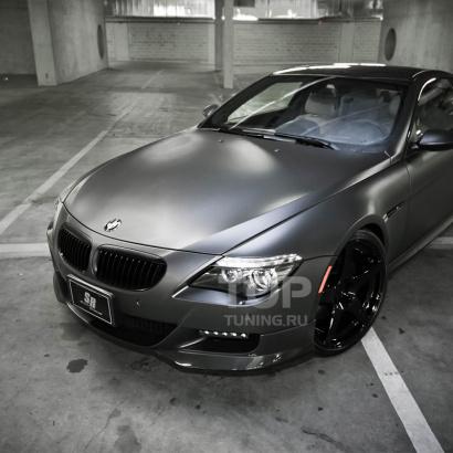 Передние крылья на BMW 6 E63