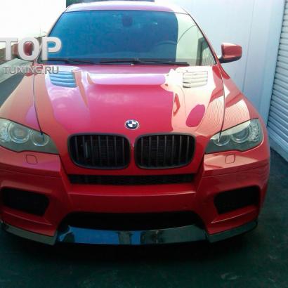 Тюнинг - Капот на BMW X6 E71