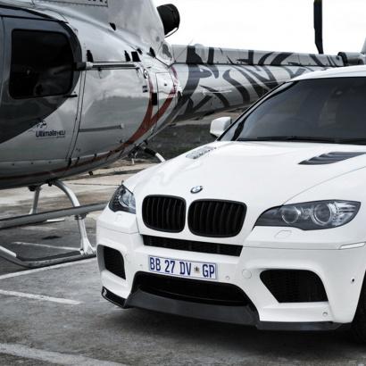 Тюнинг - Капот на BMW X5 E70