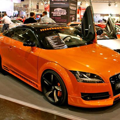 Обвес на Audi TT 8J