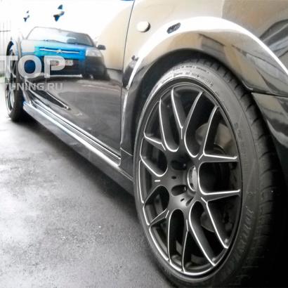 Пороги  на Mazda 3 BK