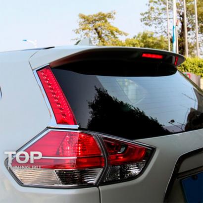 Боковые стоп-сигналы TECH Design Extreme на Nissan X-Trail T32