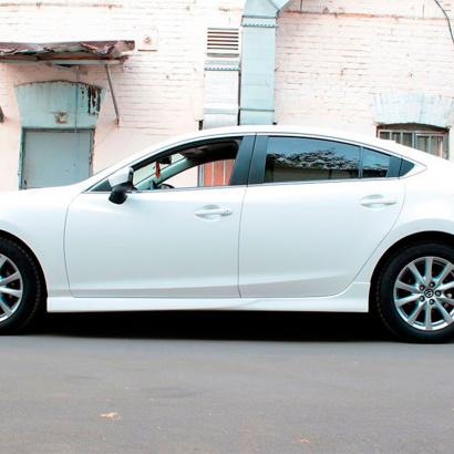 Пороги - Обвес STEALTH на Mazda 6 GJ