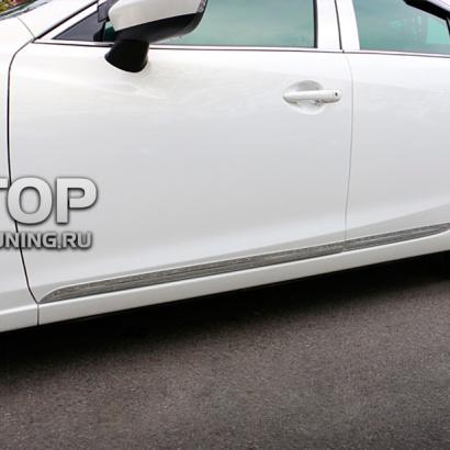 Нижние молдинги дверей на Mazda 6 GJ