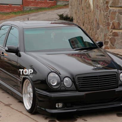 Комплект обвеса на Mercedes E-Class W210