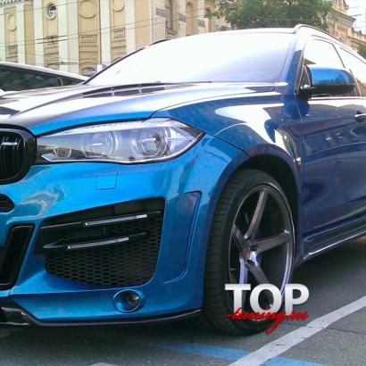 Тюнинг - Обвес на BMW X6 F16