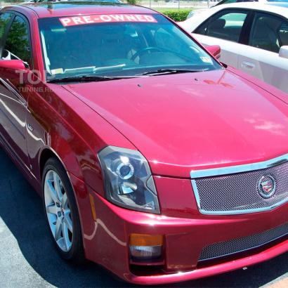 Капот на Cadillac CTS 2