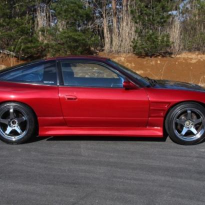 Пороги - Обвес на Nissan Silvia S13-180SX-200SX-240SX