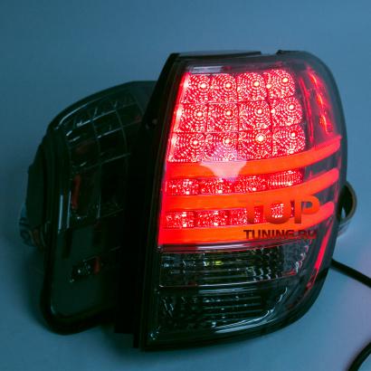 Задние фонари LED Star Smoke на Chevrolet Captiva