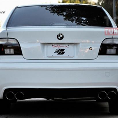 Задний бампер на BMW 5 E39