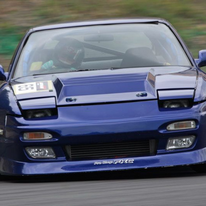 Передний бампер - Обвес на Nissan Silvia S13-180SX-200SX-240SX