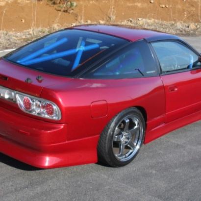 Задний бампер - Обвес на Nissan Silvia S13-180SX-200SX-240SX