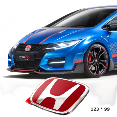 Эмблема на Honda