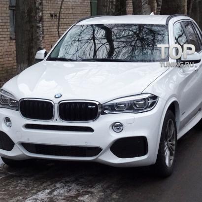 Аэродинамический обвес на BMW X5 F15