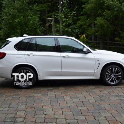Пороги на BMW X5 F15
