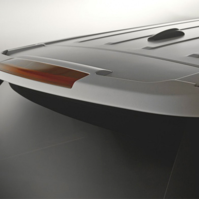Спойлер крышки багажника на Land Rover Range Rover Vogue 3