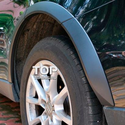 Расширители арок на Audi Q5