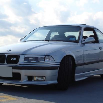 Нижние реснички на BMW 3 E36