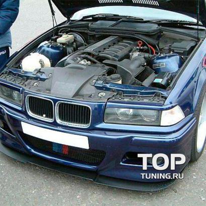 Верхние реснички на BMW 3 E36