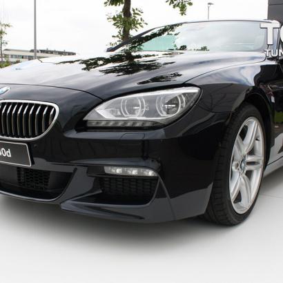 Передний бампер на BMW 6 F13