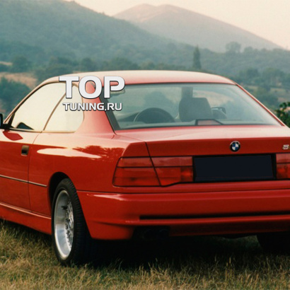 Задний бампер на BMW 8 E31