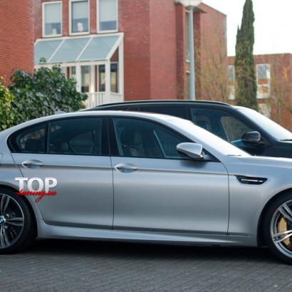 Пороги на BMW 5 F10