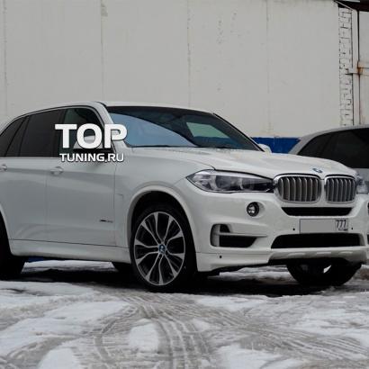 Комплект обвеса на BMW X5 F15