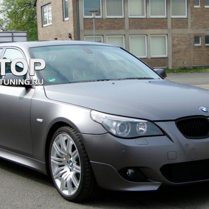 Комплект обвеса на BMW 5 E60, E61, M5