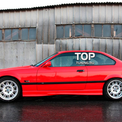 Комплект порогов на BMW 3 E36