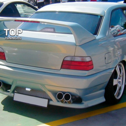 Задний бампер на BMW 3 E36
