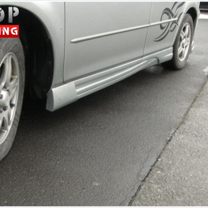 Пороги - Обвес на Mazda 6 GG, GY