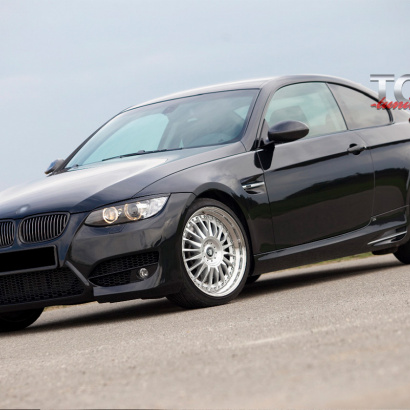 Пороги - Обвес на BMW 3 E92